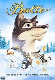 Balto - (Region 1 Import DVD)