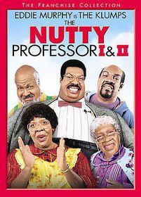 Nutty Professor I & II - (Region 1 Import DVD)