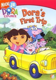 Dora the Explorer:Dora's First Trip - (Region 1 Import DVD)