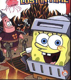 Spongebob Squarepants:Lost in Time - (Region 1 Import DVD)