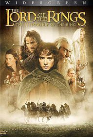 Lord of the Rings:Fellowship of Ring - (Region 1 Import DVD)