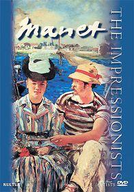 Impressionists:Manet - (Region 1 Import DVD)