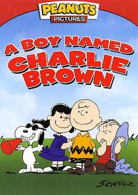 Boy Named Charlie Brown - (Region 1 Import DVD)