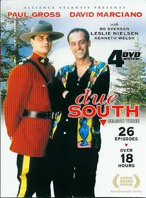 Due South:Season Three - (Region 1 Import DVD)