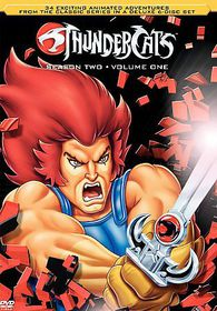 Thundercats:Season 2 Vol 1 - (Region 1 Import DVD)
