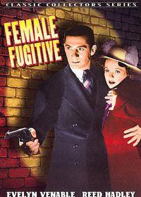 Female Fugitive - (Region 1 Import DVD)