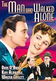 Man Who Walked Alone - (Region 1 Import DVD)