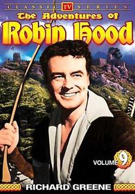 Adventures of Robin Hood Vol 9 - (Region 1 Import DVD)