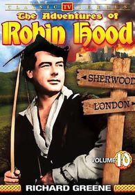 Adventures of Robin Hood Vol 10 - (Region 1 Import DVD)