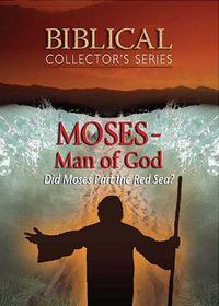 Biblical Collectors - Moses Man Of God (DVD)