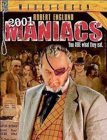 2001 Maniacs - (Region 1 Import DVD)