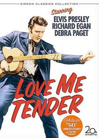 Love Me Tender Special Edition - (Region 1 Import DVD)