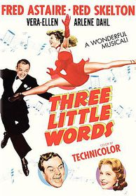 Three Little Words - (Region 1 Import DVD)