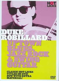 Duke Robillard:Blue Jazz & Swing - (Region 1 Import DVD)