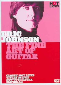 Eric Johnson:Fine Art of Guitar - (Region 1 Import DVD)