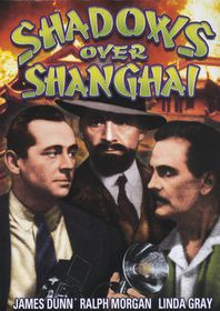 Shadows over Shanghai - (Region 1 Import DVD)