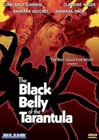 Black Belly of the Tarantula - (Region 1 Import DVD)