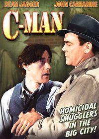 C Man - (Region 1 Import DVD)