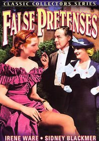 False Pretenses - (Region 1 Import DVD)