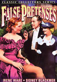 False Pretenses - (Region 1 Import DVD)