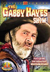 Gabby Hayes Show Vol 1 - (Region 1 Import DVD)
