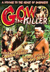 Gow the Killer - (Region 1 Import DVD)