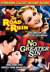 No Greater Sin/Road to Ruin - (Region 1 Import DVD)