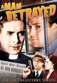 Man Betrayed - (Region 1 Import DVD)