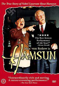 Hamsun - (Region 1 Import DVD)