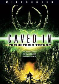 Caved in:Prehistoric Terror - (Region 1 Import DVD)