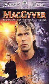 Macgyver:Complete Sixth Season - (Region 1 Import DVD)