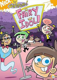 Fairly Odd Parents:Fairy Idol - (Region 1 Import DVD)