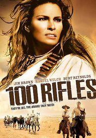 100 Rifles (Region 1 Import DVD)