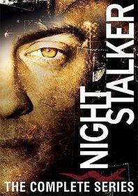 Night Stalker: Complete Series - (Region 1 Import DVD)