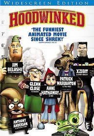 Hoodwinked - (Region 1 Import DVD)