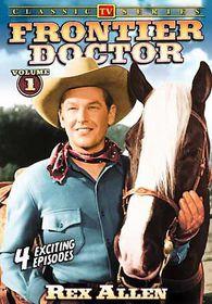 Frontier Doctor Vol 1 - (Region 1 Import DVD)