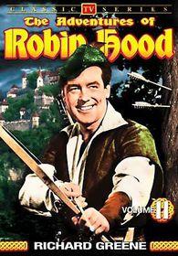 Adventures of Robin Hood Vol 11 - (Region 1 Import DVD)