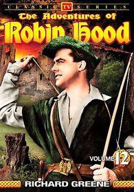 Adventures of Robin Hood Vol 12 - (Region 1 Import DVD)