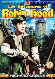 Adventures of Robin Hood Vol 13 - (Region 1 Import DVD)