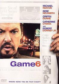 Game6 - (Region 1 Import DVD)