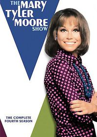 Mary Tyler Moore Season 4 - (Region 1 Import DVD)