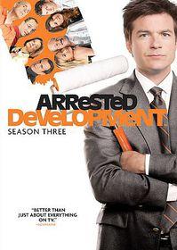 Arrested Development Season 3 - (Region 1 Import DVD)