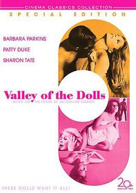 Valley of the Dolls Special Edition - (Region 1 Import DVD)
