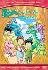 Dragon Tales:Let's Be Brave - (Region 1 Import DVD)