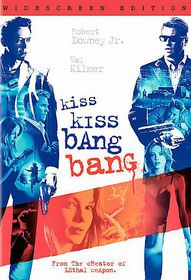Kiss Kiss Bang Bang - (Region 1 Import DVD)