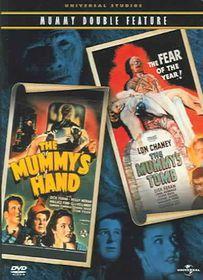 Mummy's Hand/Mummy's Tomb - (Region 1 Import DVD)