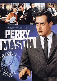 Perry Mason:First Season Vol 1 - (Region 1 Import DVD)