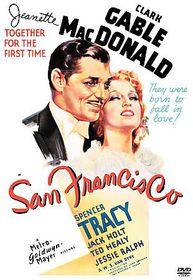 San Francisco - (Region 1 Import DVD)