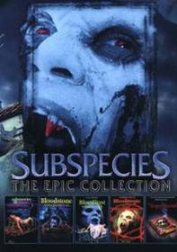 Spellcaster Vol 1: Prisoners of the Dark Zone - (Region 1 Import DVD)