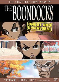Boondocks, The: The Complete First Season: Uncut and Uncensored - (Region 1 Import DVD)